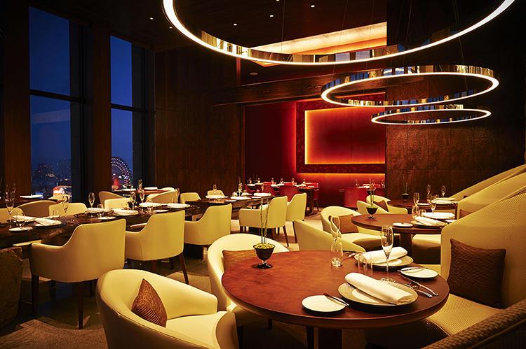 インターコンチネンタルホテル大阪 フレンチレストラン