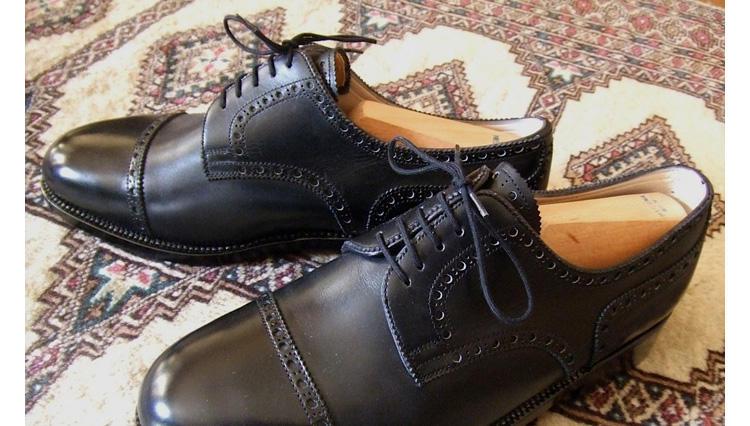ビスポーク靴の履き心地【ゲオルグ・マテルナ】