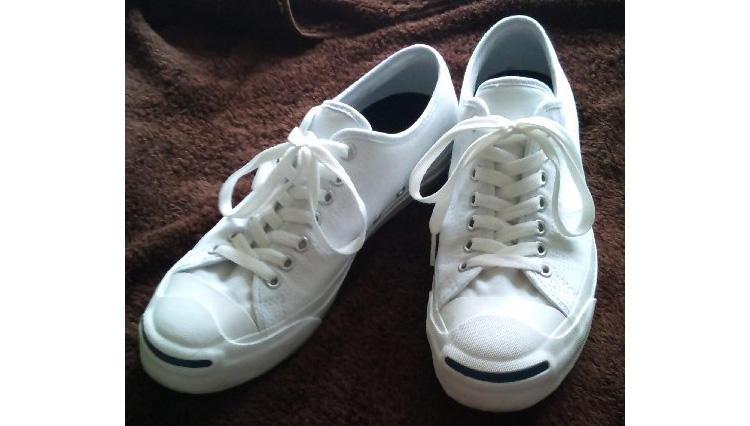 本格的に洗える素足靴【コンバース】