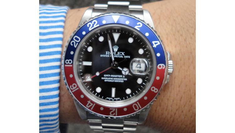 裕次郎、チェゲバラも愛用した腕時計【ロレックス】