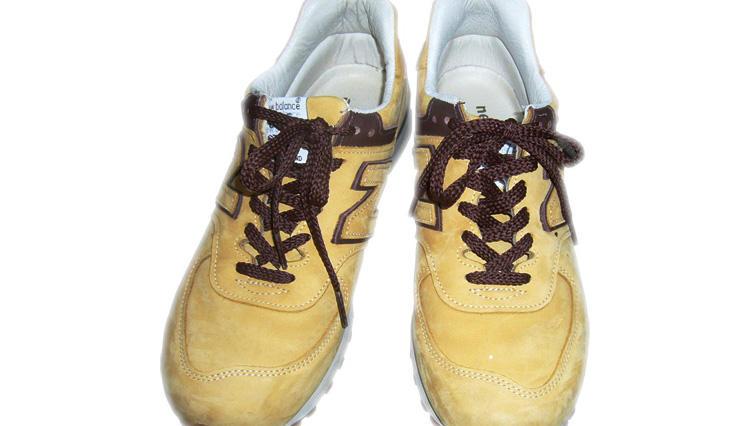 履くだけで気分を盛り上げてくれる上質な休日靴【ニューバランス】