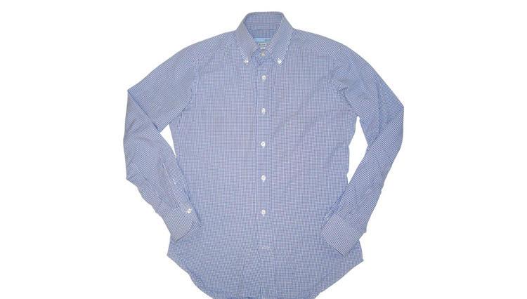 1万円台の手軽さで高クオリティのシャツ【ルチアーノ ブランディ】