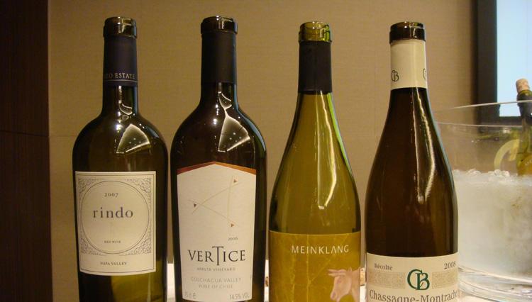 【番外編】コンラッド東京ワインスクール<第3回 お料理やチーズとワインのマリアージュ>