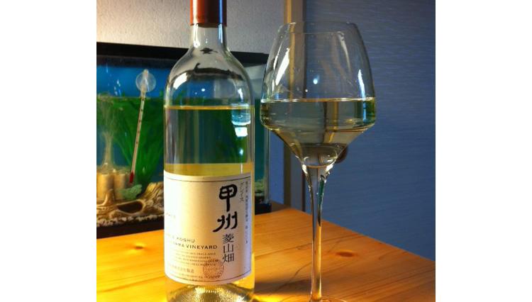 和食つまみにもよく合う奇跡的ワイン【グレイスワイン】