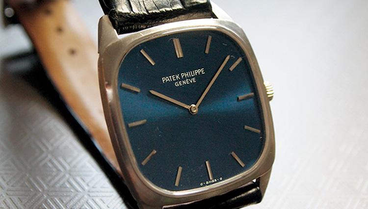 たかが時計、されど時計が実感できました!【パテック フィリップ】