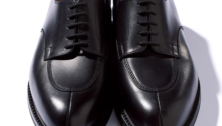 黒の外羽根Uチップこそ今一番費用対効果が高い靴【ジェイエムウエストン】
