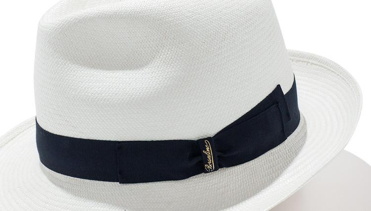 カンカン帽もいいけれど……時代はパナマ!【ボルサリーノ】