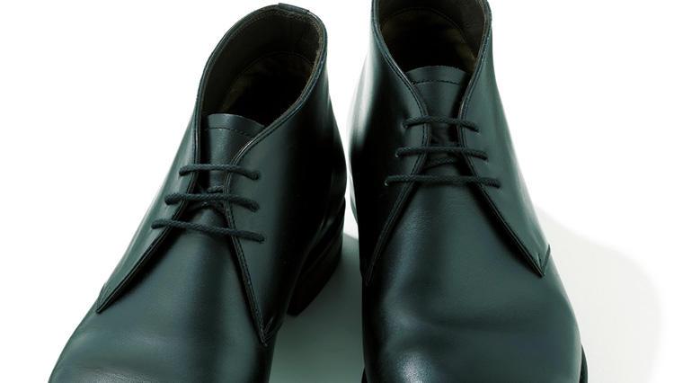 黒い靴ばっかり履いています【大塚製靴】
