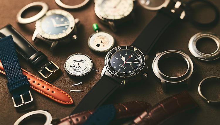 「3万円台」から「スーツに合わせた時計」がパターンオーダーできるって知ってた!?/タカシマヤ スタイルオーダー サロン