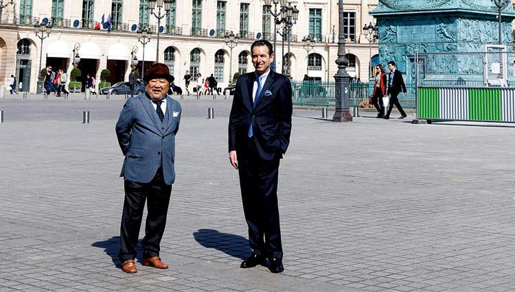 ブレゲの歴史を学びにパリへ