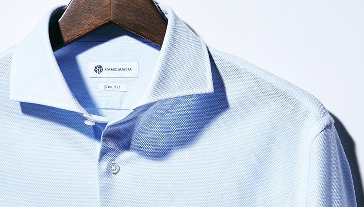 6000円で「終日ストレスフリー」なビジネスシャツを知っていますか——?【カミチャニスタの魅力#2】