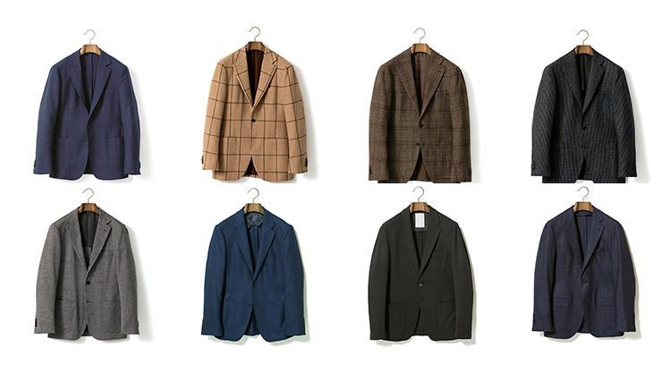 今、人気ショップの店頭で売れている高コスパなジャケットはこちらでございます