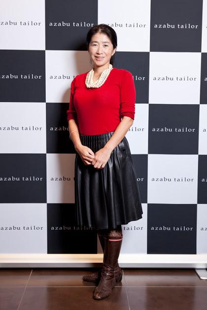 越川清美さん