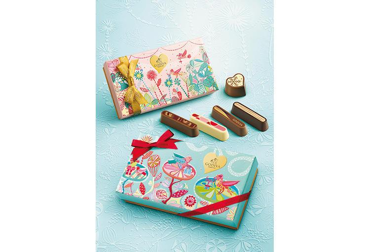 華やかなホワイトデー限定チョコレート「エクレール ダムール コレクション」が新発売!
