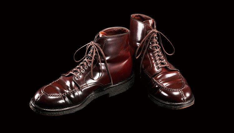 """履き込んでわかった名靴の真価、私の""""思い出""""オールデン"""