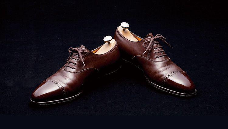"""履き込んでわかった名靴の真価、私の""""思い出""""ジョン ロブ"""