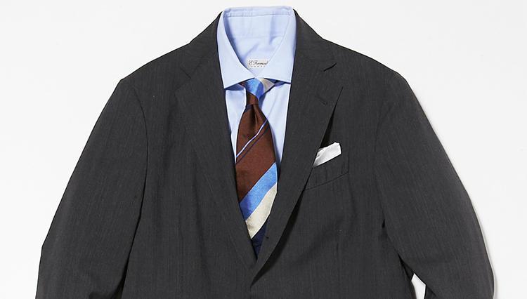 会議や出張で長く座る日は、こんなスーツを選ぶと快適【スーツの着回し1週間チャレンジ!/BEAMS編①】