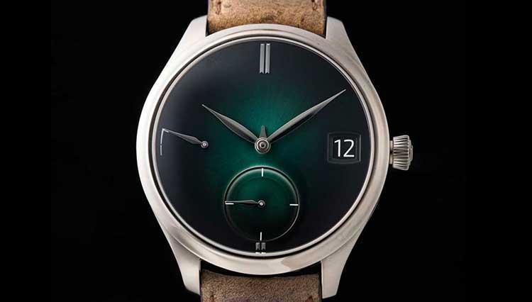 """ロゴもない、飾りもない、でも美しいH.モーザーの""""ツンデレ複雑時計""""【BASEL2018新作】"""