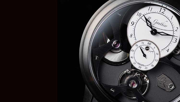 妖艶な美しさ! ジュウ渓谷の独立時計師ローマン・ゴティエを知っているか?【BASEL2018新作】