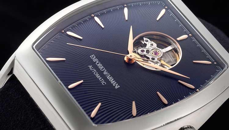 世界中で好セールスを続けるエンポリオ アルマーニの時計は実にクラシカル!【BASEL2018新作】