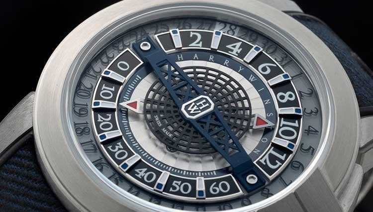 ハリー・ウィンストン「プロジェクト Z」第12弾は美しいシンメトリーデザインに【BASEL2018新作】
