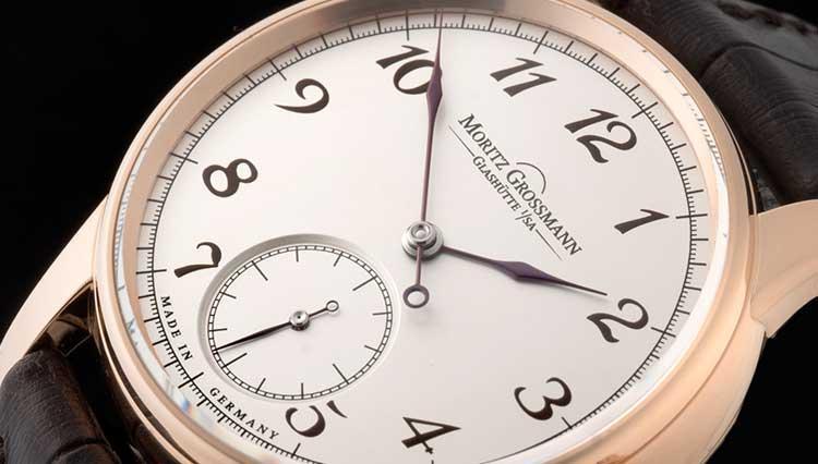 誠実な美しさ! モリッツ・グロスマンの小ぶり手巻き時計【BASEL2018新作】