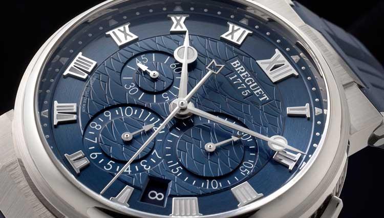 天才時計師ブレゲの海洋での業績を今に伝える「マリーン」コレクションが全面リニューアル【BASEL2018新作】