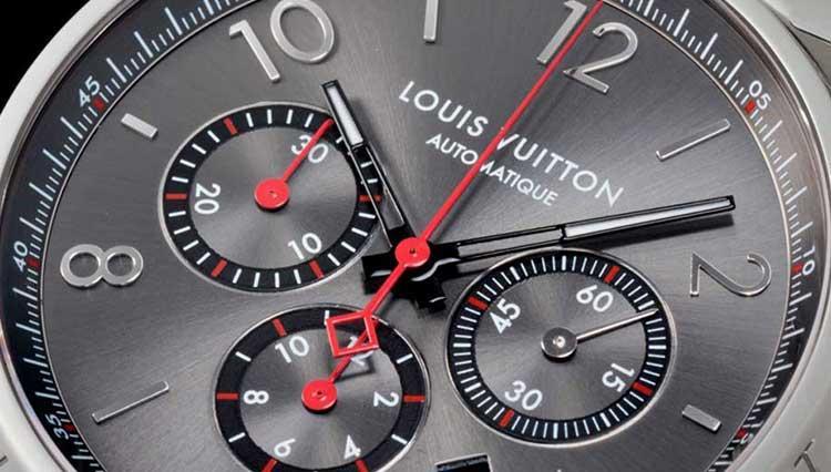 今日の気分は「モノグラム」!? 時計ストラップの簡単付け替えはルイ・ヴィトンこそオイシイ【BASEL2018新作】