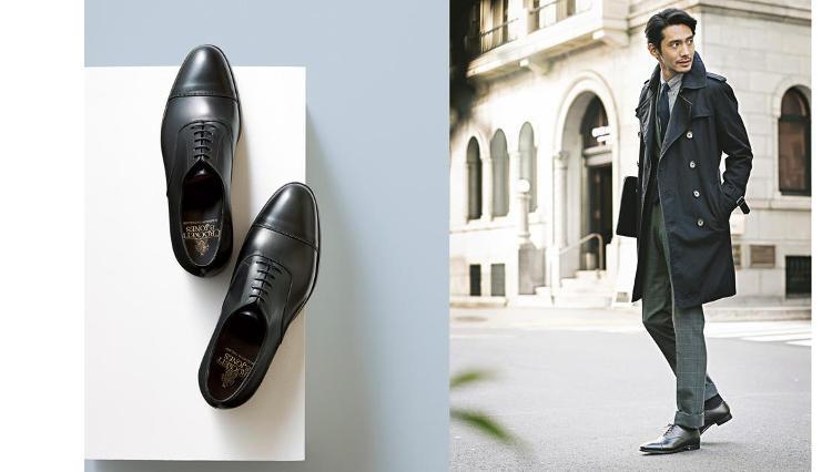 「英国100年グッドイヤー」にはド真ん中の信頼感がある【今必要な本格靴決定版。】