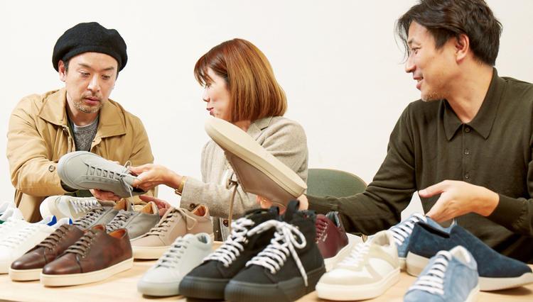 上質な休日靴として人気再燃! 最高級スニーカーの現在地とは?【今必要な本格靴決定版。】