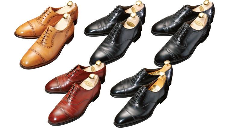 一流企業人がこだわる足元は上質至高の靴、上昇志向の証【今必要な本格靴決定版。】