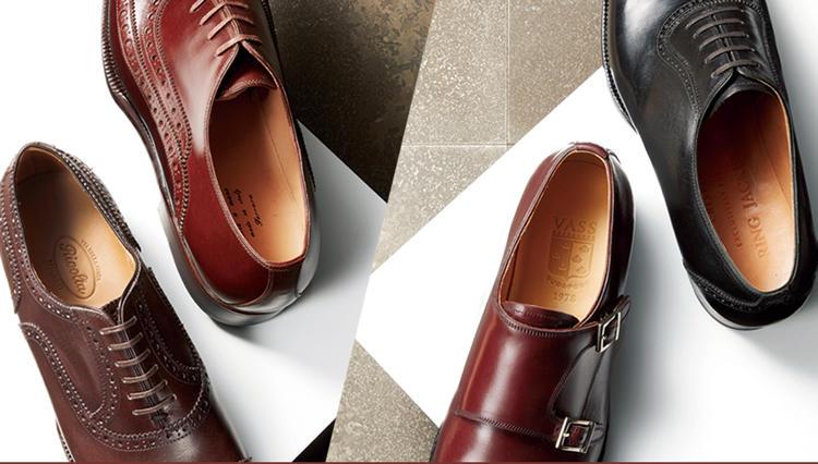 """今、""""ツウ""""を魅了しているのは""""英国以外""""【今必要な本格靴決定版。】"""