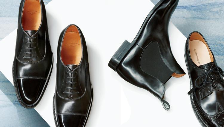 """本格""""ニッポン靴""""に異彩あり【今必要な本格靴決定版。】"""
