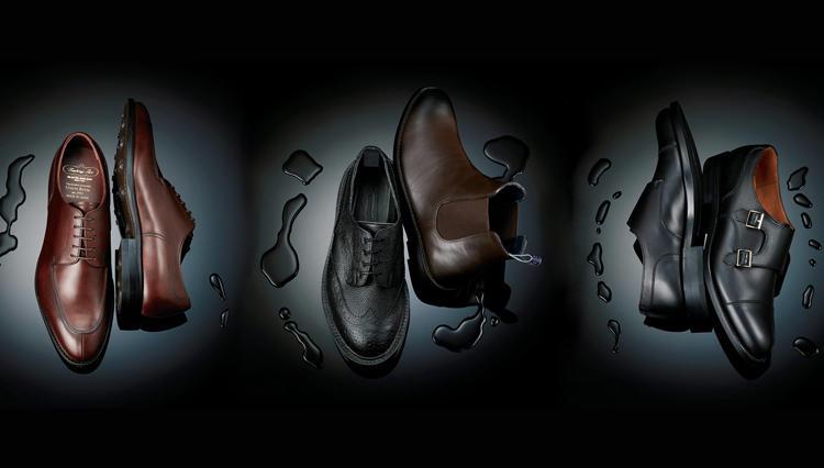 〈雨に負けない〉〈きちんと見える〉〈価格も大事〉のベストバランス。雨模様別に考える足元対策【今必要な本格靴決定版。】