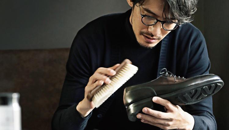 """""""靴磨きが上手い人は自分磨きも巧い?【今必要な本格靴決定版。】"""