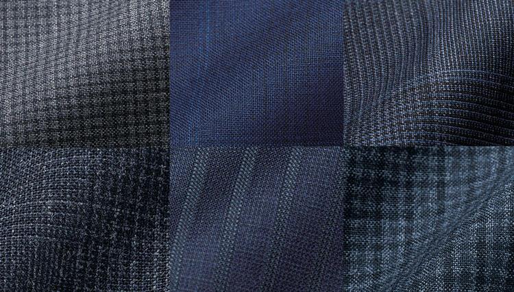シャドーの「0.5柄」スーツ、「チェック」「ストライプ」ではどう印象が変わる?【どうしても欲しいスーツ】