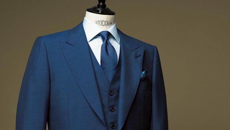 ダンヒルの新作3ピーススーツは「ココ」が断然お洒落なんです【どうしても欲しいスーツ】
