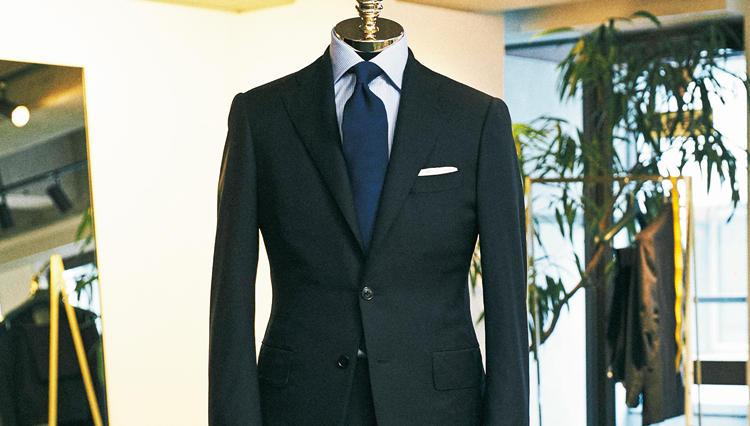 「日本製のスーツ」がオーストラリアに逆輸入!? /「ザ・クロークルーム」【どうしても欲しいスーツ】