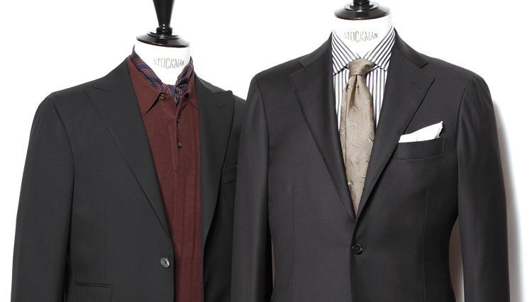 2018年、ビジネスにおける「黒無地」スーツの選び方【スタンダードの先の装いとは?】