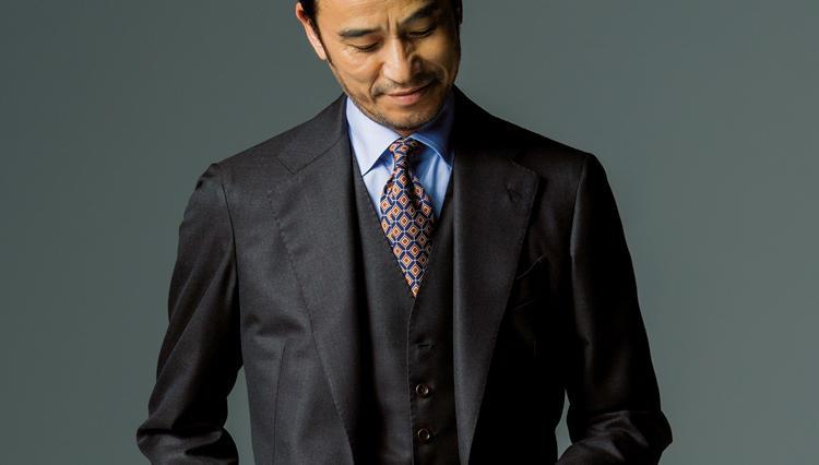 日本でナポリのスーツが作れる? マシンメイドなのに理想のフィッティングのシャツ? ⇒今、一流オーダーが身近に!