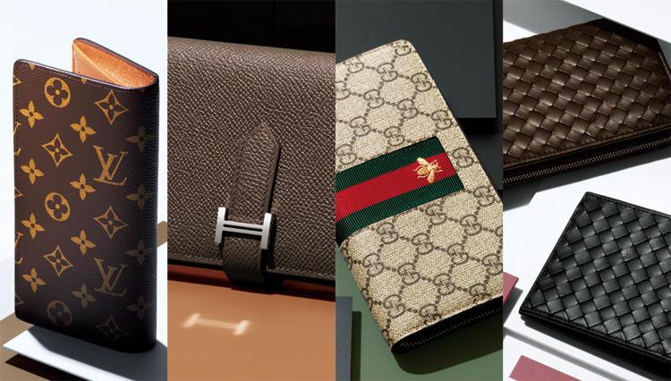 男の格を上げる財布は、4大メゾンの「あの柄」に限る!