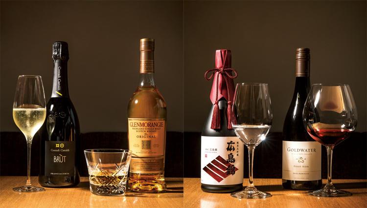 最高の宅飲みができる銘柄4選。アテは海苔が最高!?
