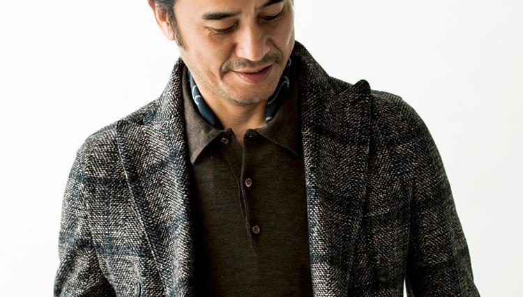 「チルコロ1901」のジャケットが美しくラクに着られるのは、こんな技術のおかげ!