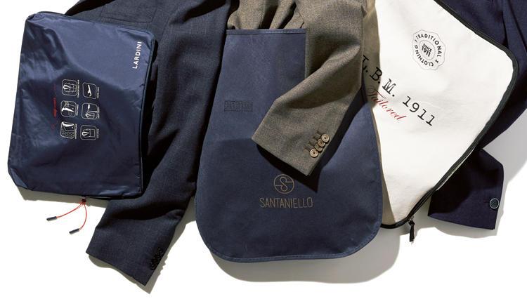シルエット◎、素材◎、品格◎! 「パッカブル」でも美しいスーツは、この3ブランド!