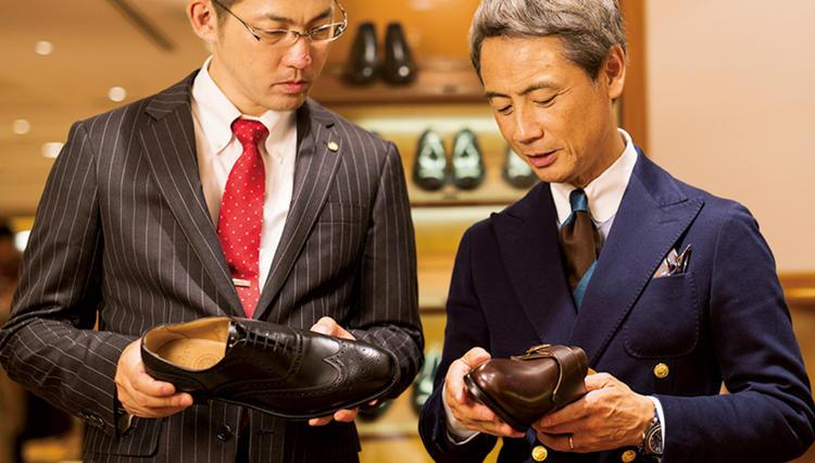 上質なドレス靴は、この部分を見れば分かる!【ビームス中村さんの上質レクチャー】