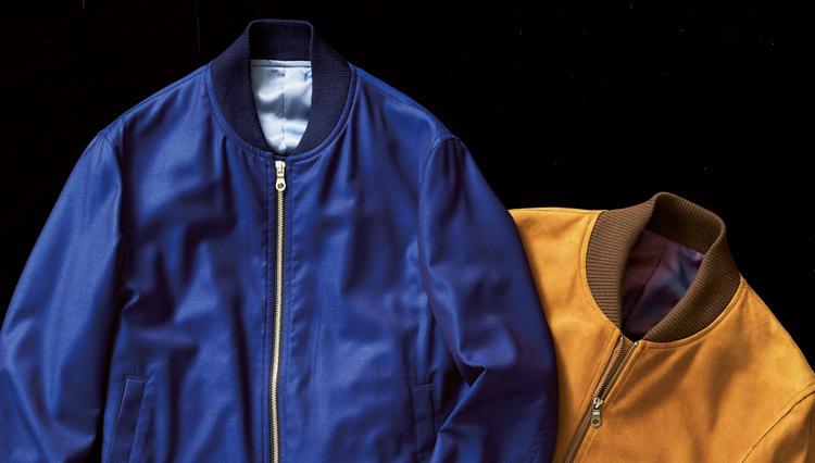 休日服は「生地にこだわってオーダー」するのが究極の贅沢!