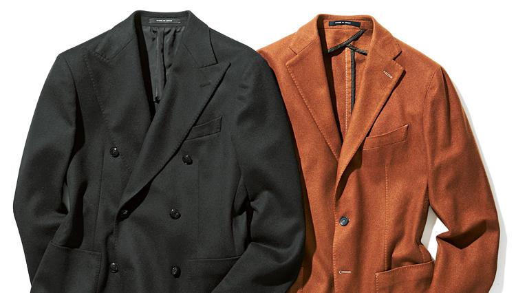 この柔らかさと着心地で13万円! タリアトーレのカシミヤジャケット