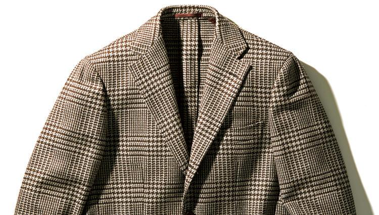 リングヂャケットの「無染色ウール」ジャケットは、何故こんなに美色か?