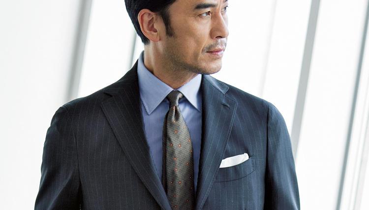 ラルディーニのスーツを着ると、何故、誰でも魅力的に見えるのか?