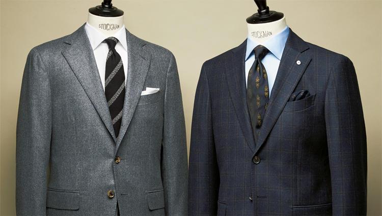 あの人気2ブランドの「ベストバランスなスーツ」とは?